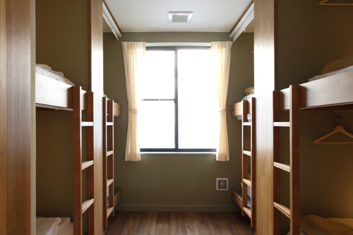 Single BED Mixed Dormitory